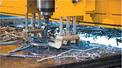Drilling, Tapping, Countersinking