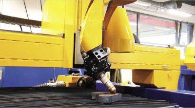 ABP-Weld Edge Preparation on Pre-Cut Parts