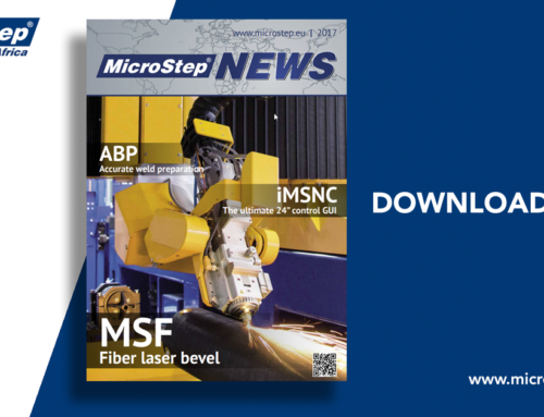 MICROSTEP NEWS 2017, NOW AVAILABLE FOR DOWNLOAD ON OUR WEBSITE