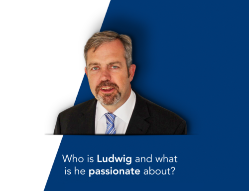 Who is Ludwig and what is he passionate about?