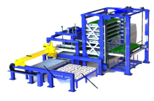 MicroStep's Automatic Sorting System