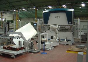 Custom Solutions Press Brake