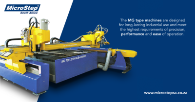 MG CNC Machine