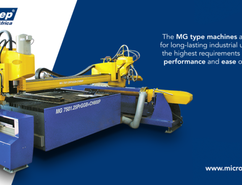 MicroStep's Flagship Machine with World Leading Technology