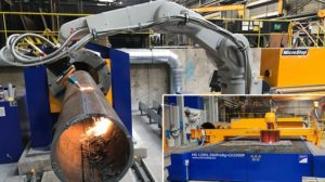 3D Plasma Cutting with Robot