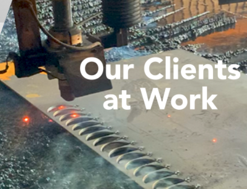 Our Clients at Work- B & T Steel